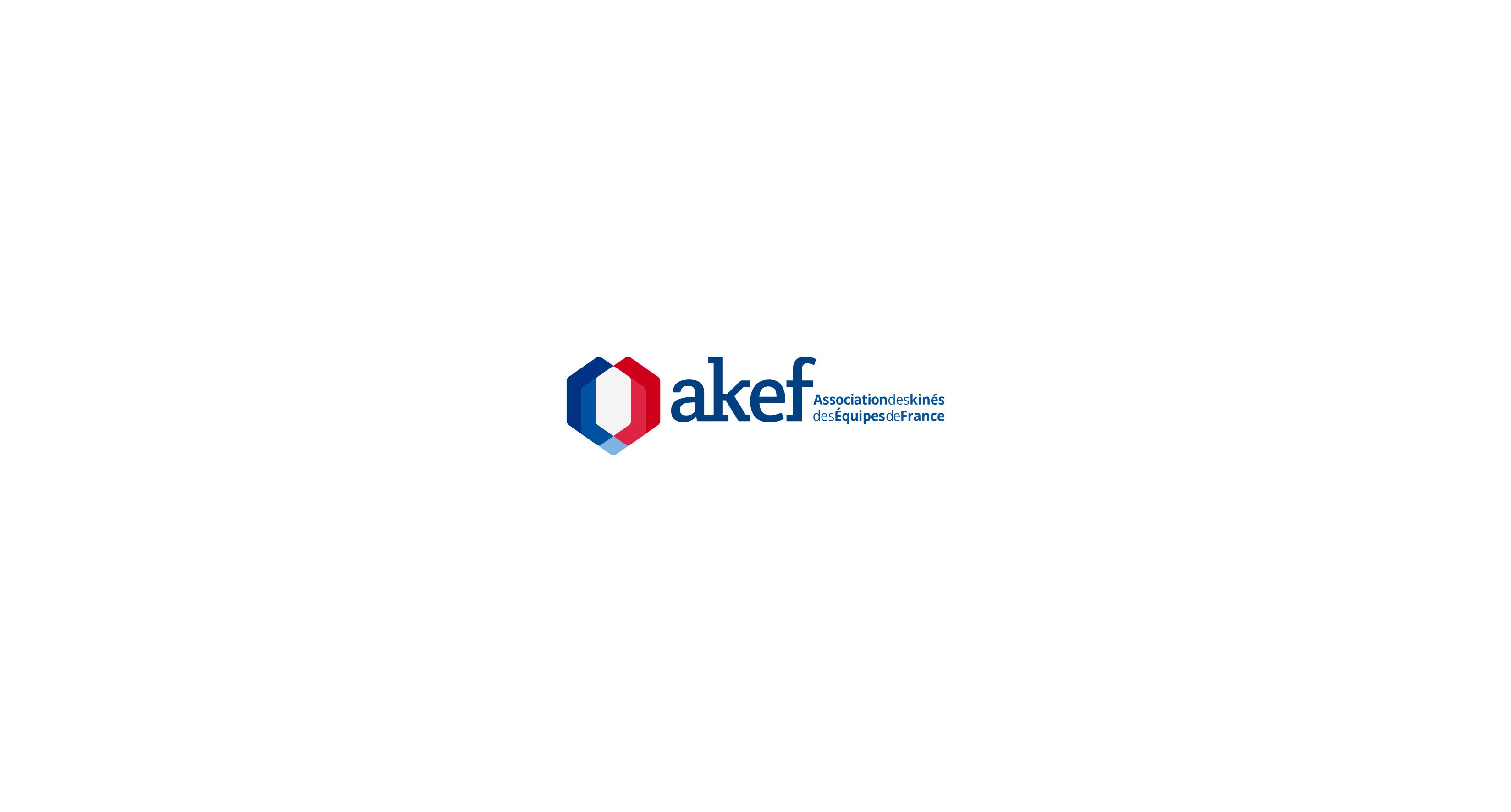 Proposition de logo de l'association des Kinés des équipes de France Olympiques