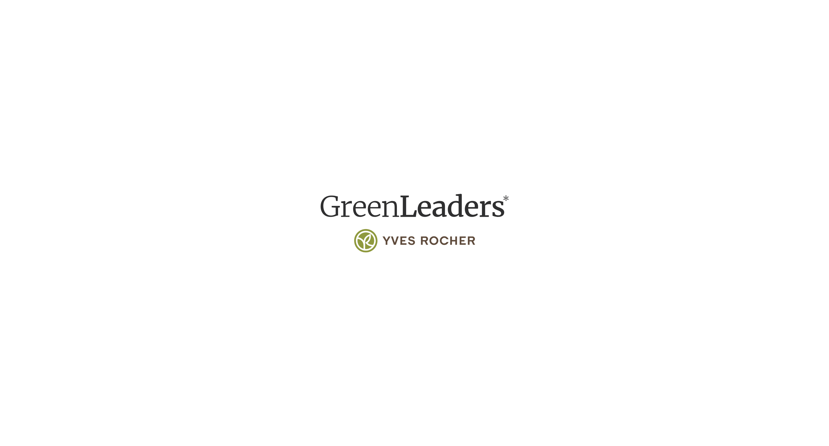 Proposition de logo pour Green Leaders