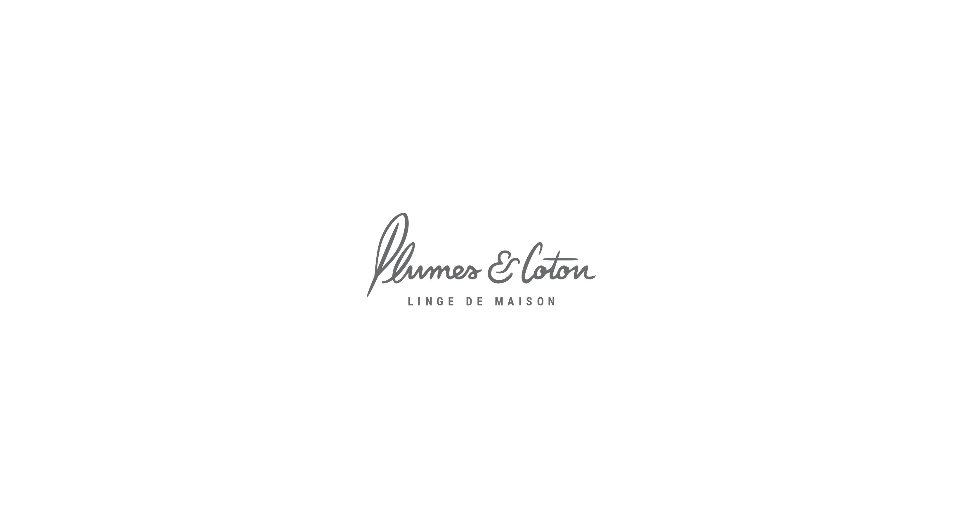 Proposition de logo pour Plumes & Coton