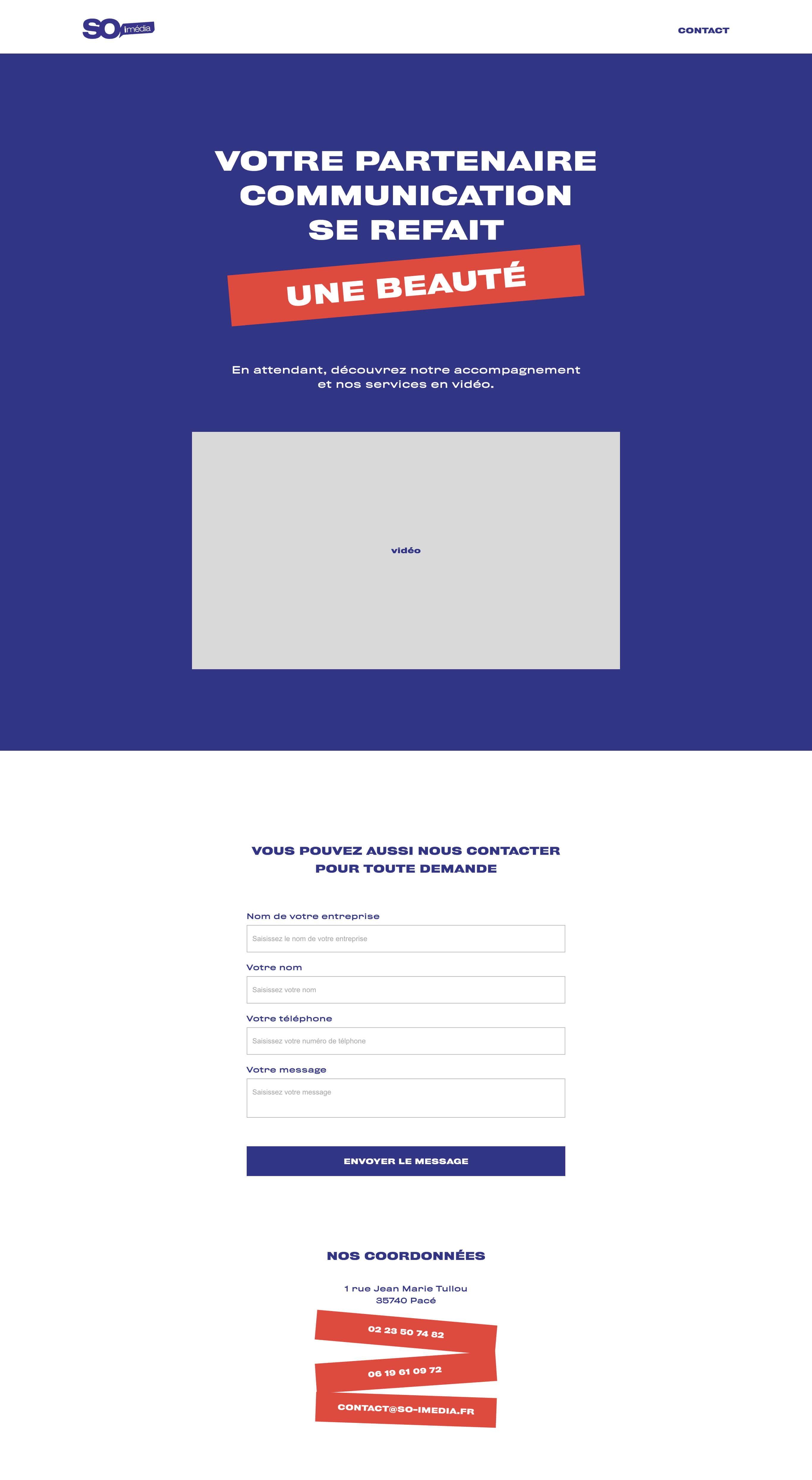 SoImedia Site Wip 1366