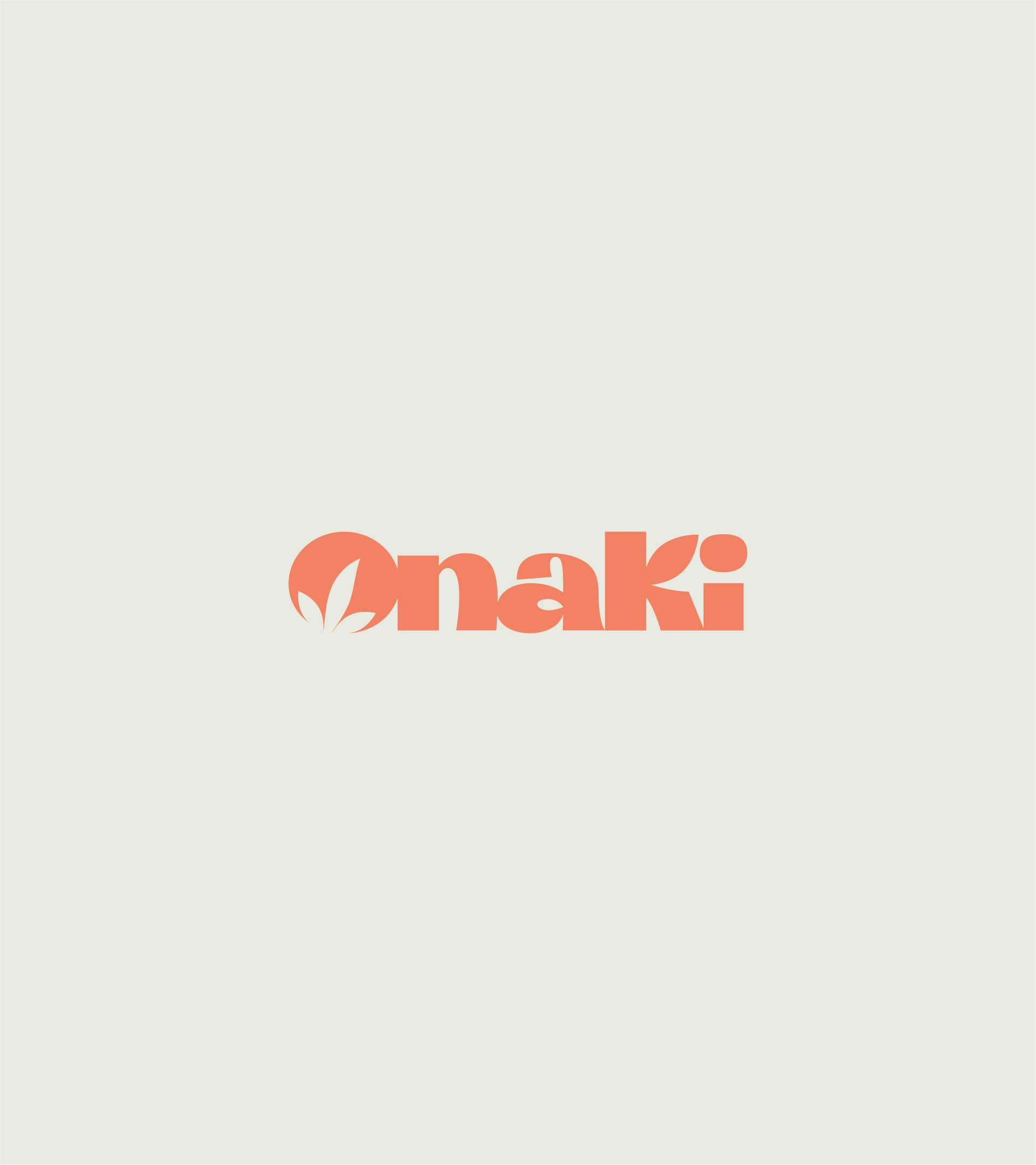 Variante du logo Onaki