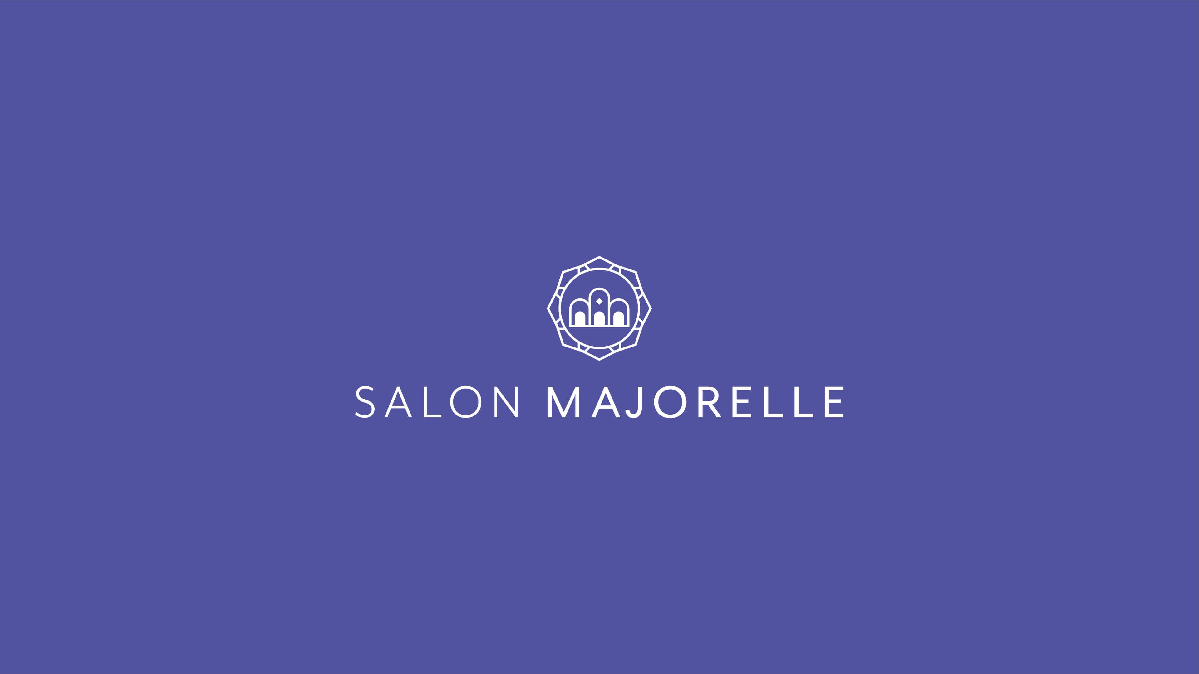 Logo du salon Majorelle