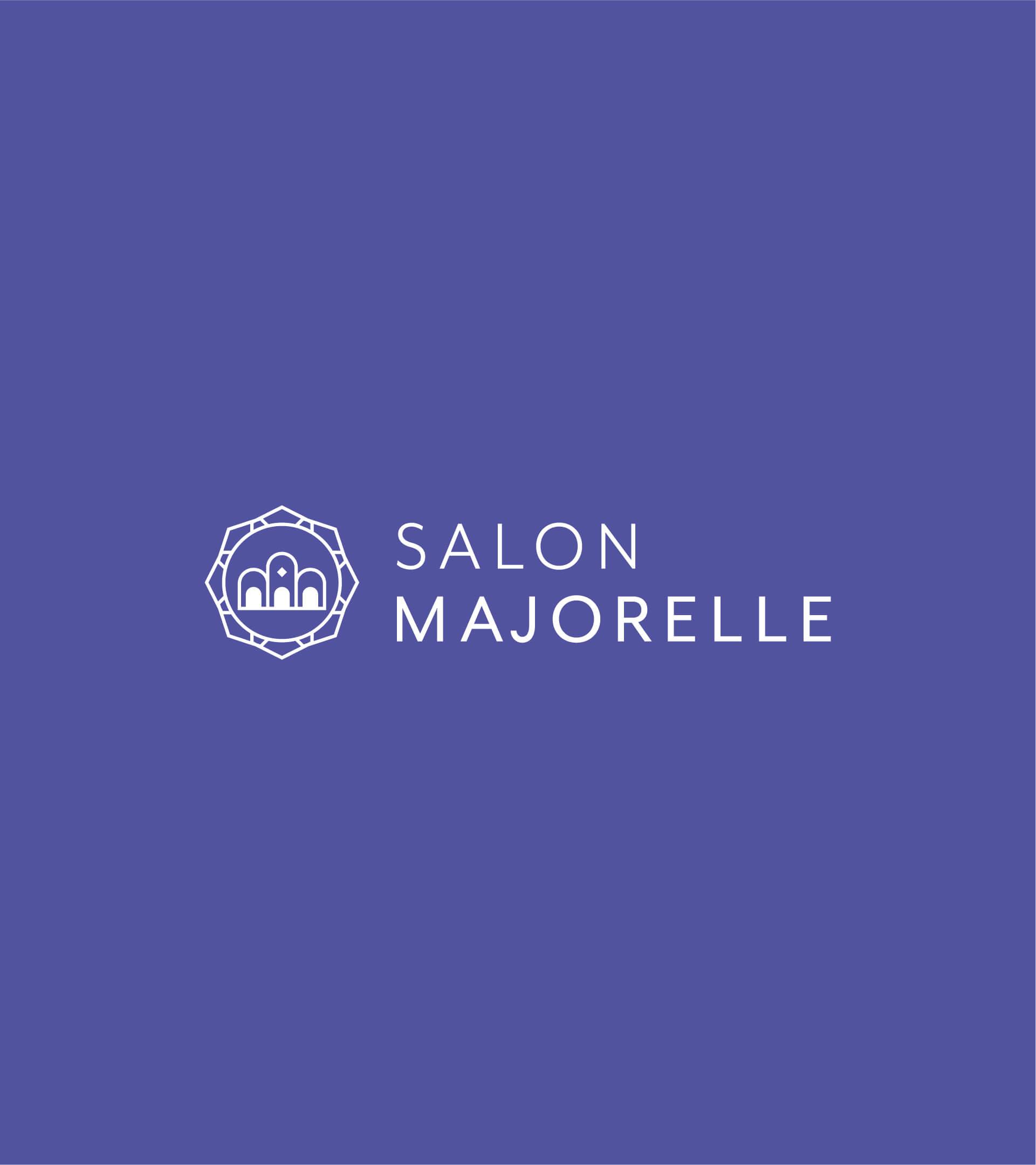 Alternative au logo du Salon Majorelle